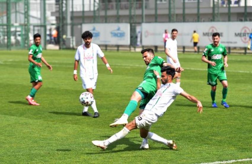 Bursa Yıldırımspor Play-Off'u zorlayacak