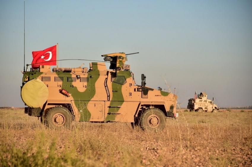 Türkiye ve ABD Münbiç'te ikinci kez devriye görevinde