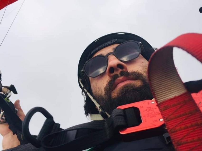 Bursa'da hayatını kaybeden paraşütçü hakkında yeni gelişme