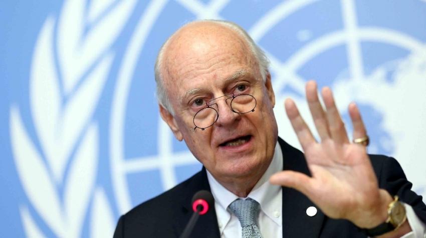 BM'den uçak krizi ile ilgili itidal açıklaması