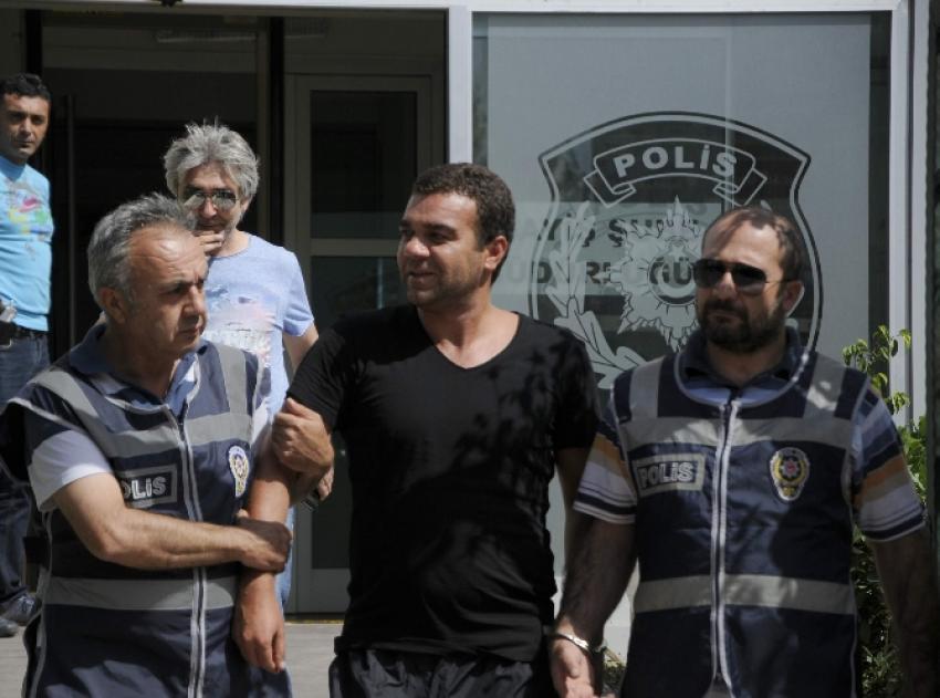 Rus kadını vuran avukat Diyarbakır'da yakalandı