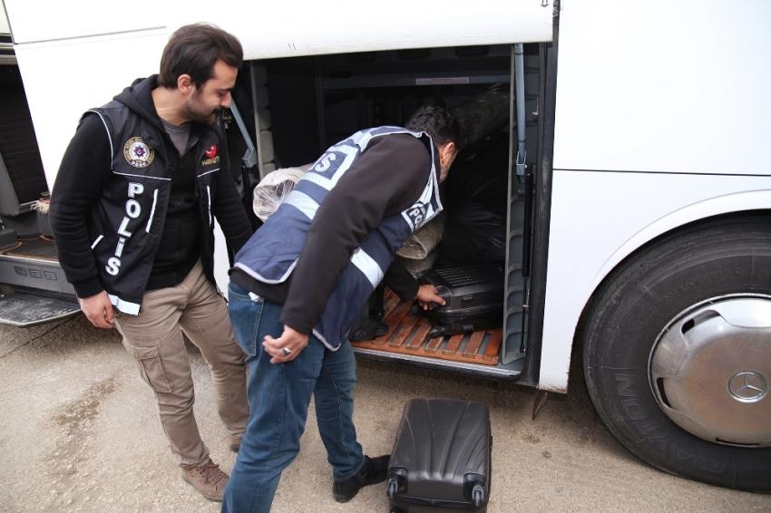 81 ilde 2 bin 138 kişi yakalandı ile ilgili görsel sonucu