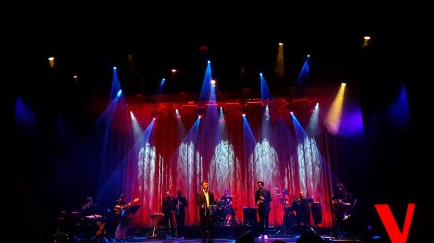Mehmet Erdem yeni albümüyle sahnedeydi