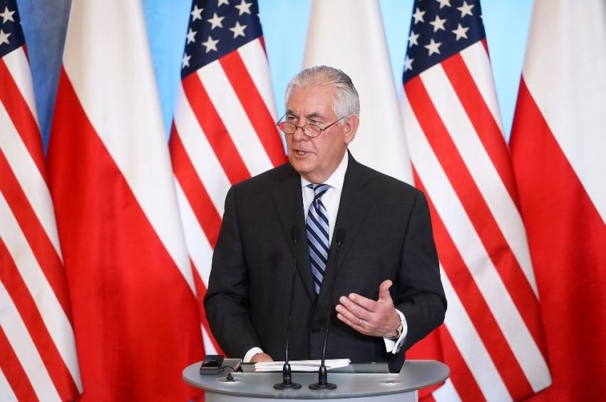 ABD Dışişleri Bakanı Tillerson, Türkiye'ye geliyor