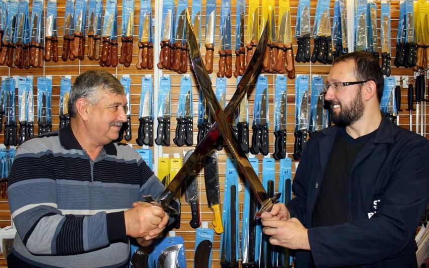 Bursalı bıçakçılar Ertuğrul kılıcı yetiştiremiyor