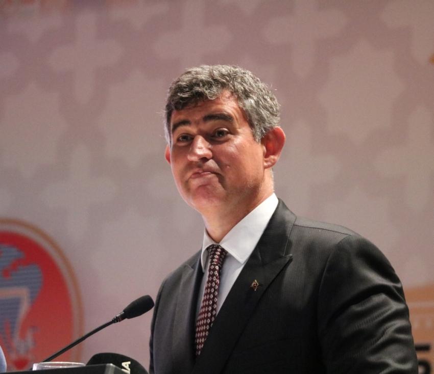 """Türkiye Barolar Birliği Başkanı Feyzioğlu'ndan """"tutsak"""" açıklaması"""
