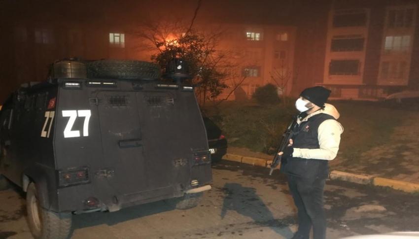 PKK/PYD/YPG'ye operasyon: 8 gözaltı