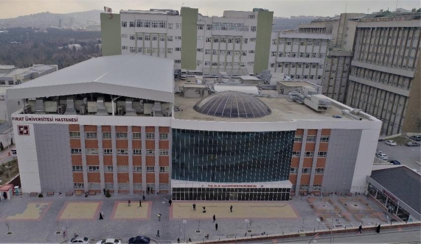 Hastanede müdür yardımcısı Covid-19'a yakalandı