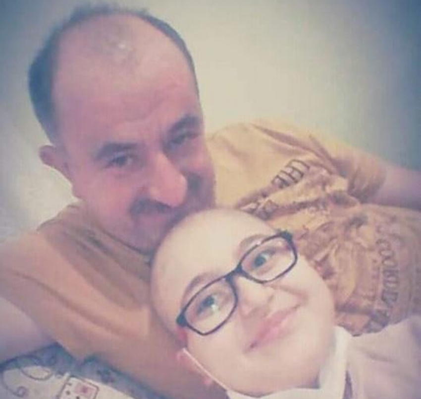 Kızını kaybetti ama kök hücre bağışıyla başka hayata can verdi