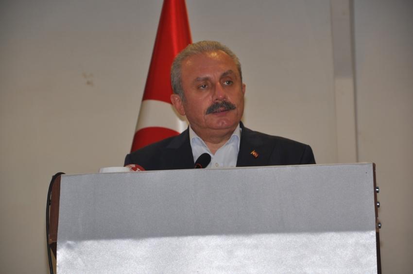 TBMM Başkanı Mustafa Şentop Tekirdağ'da iftar programına katıldı