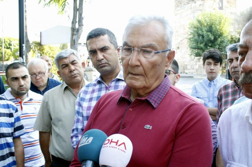"""Baykal'dan """"Adalet Yürüyüşü"""" açıklaması"""
