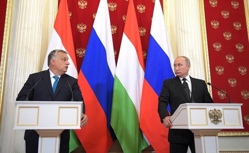 Türk akımı Macaristan topraklarından geçebilir