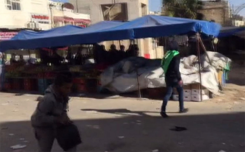 İsrail güçlerinden Filistinlilere sert müdahale
