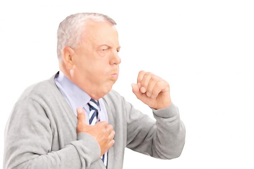 Öksürürken akciğeri parçalandı, kurtarılamadı