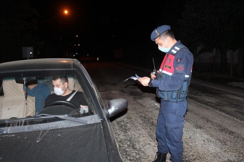 Bursa'dan Bilecik'e, Bilecik'ten Bursa'ya giden tüm araçlar kontrol edildi