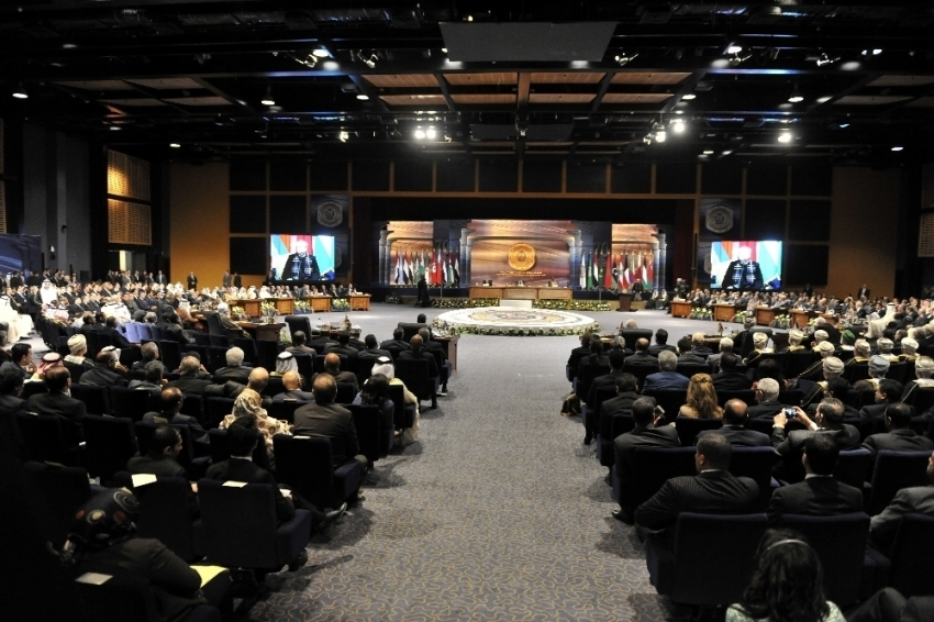 Arap Birliği İsrail'in katliamını görüşmek üzere toplanıyor