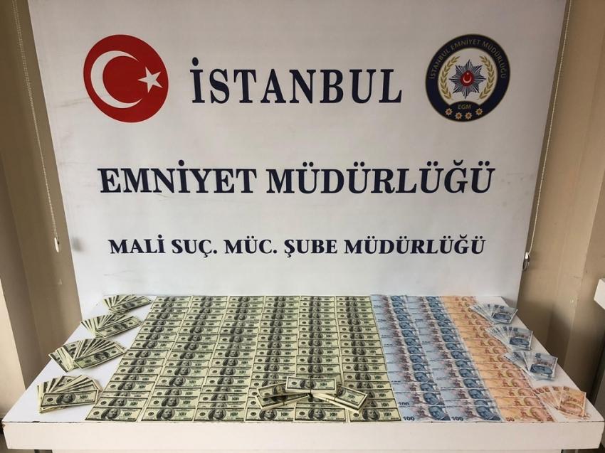 İstanbul'da piyasaya sahte para sürmek isteyen 1 kişi yaralandı