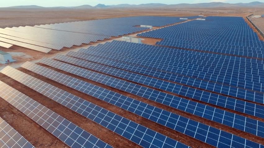 İşte dev güneş santrali ihalesinin kazananı