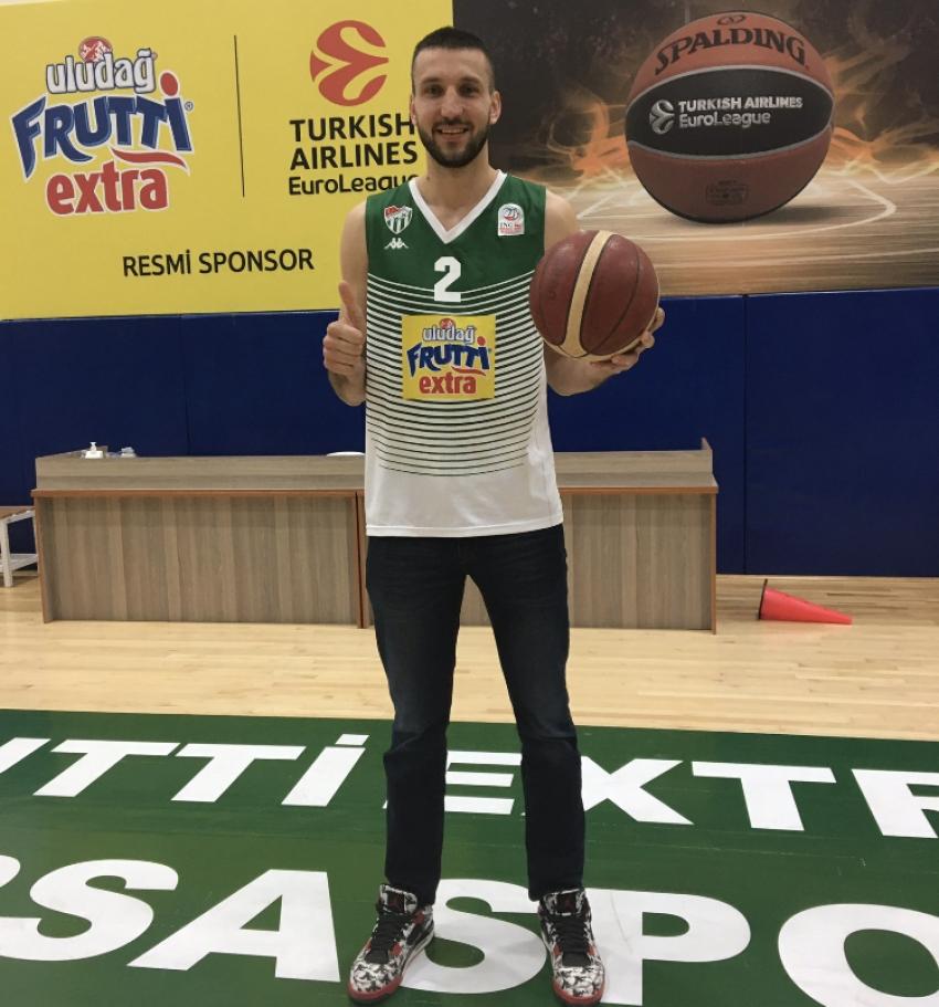 Stefan Bircevic Frutti Extra Bursaspor'da!