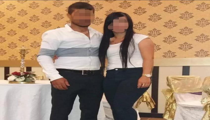 Kıskançlık krizine girip eşini ayaklarından vurdu