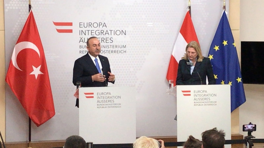 """""""Avrupa'da terör örgütleri kendilerini adeta cennette hissetmemeli"""""""