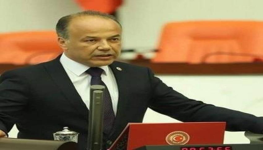 AK Parti'li Yavuz'dan CHP'li Özkoç'a tepki