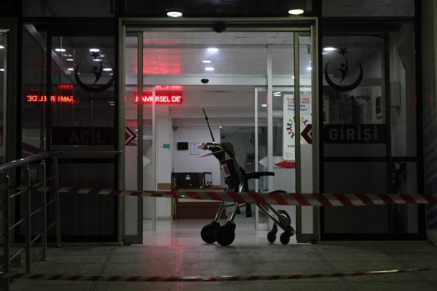 Kocaeli'de acil serviste kimyasal madde paniği