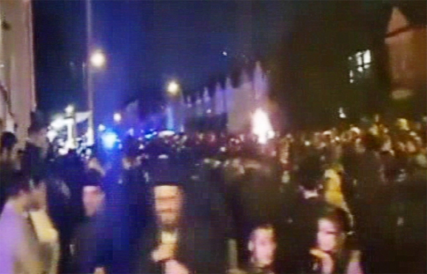 İngiltere'deki olay iPhone patlaması çıktı