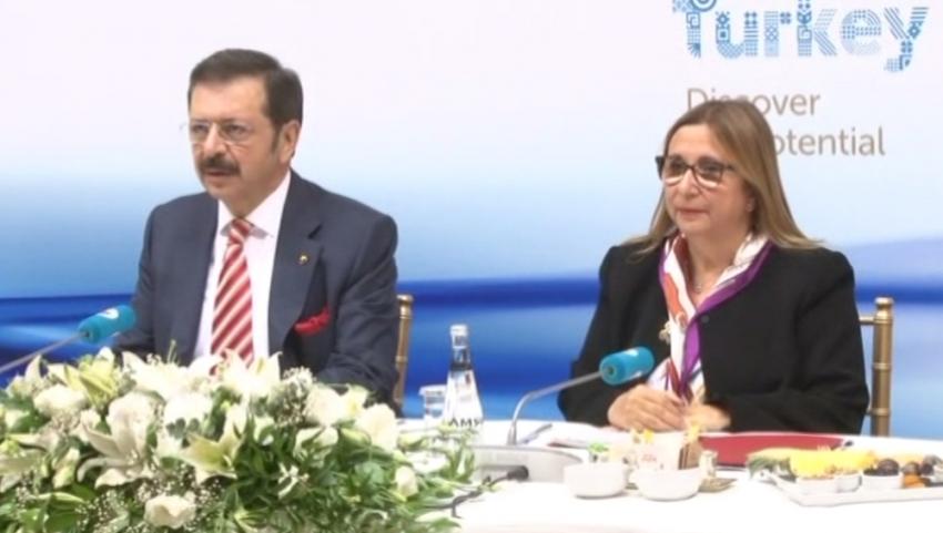 """""""Türkiye-ABD ekonomik ilişkileri..."""""""