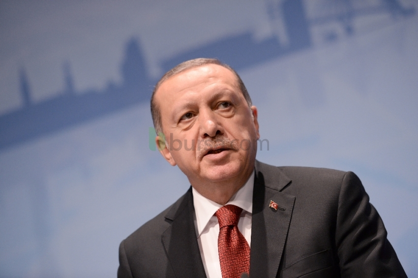 Diyanet İşleri Başkanı Erbaş'ı kabul etti