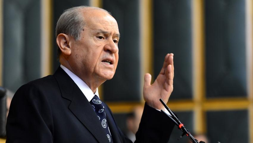 """Bahçeli: """"Türk ve İslam dünyasına meydan okumakla..."""""""