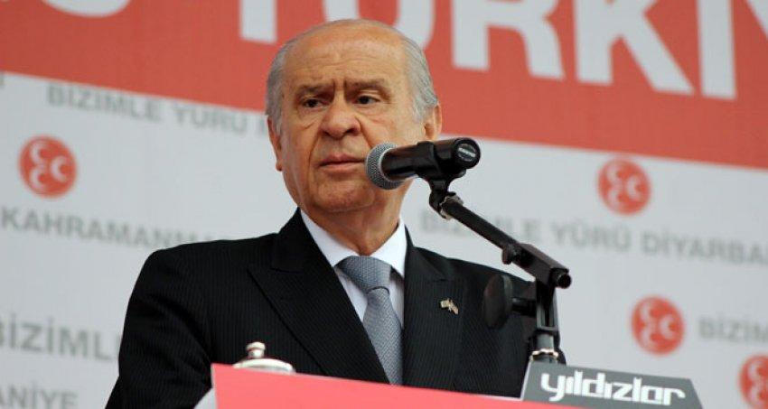 'MHP ne paralelci, ne de kumpasçıdır'