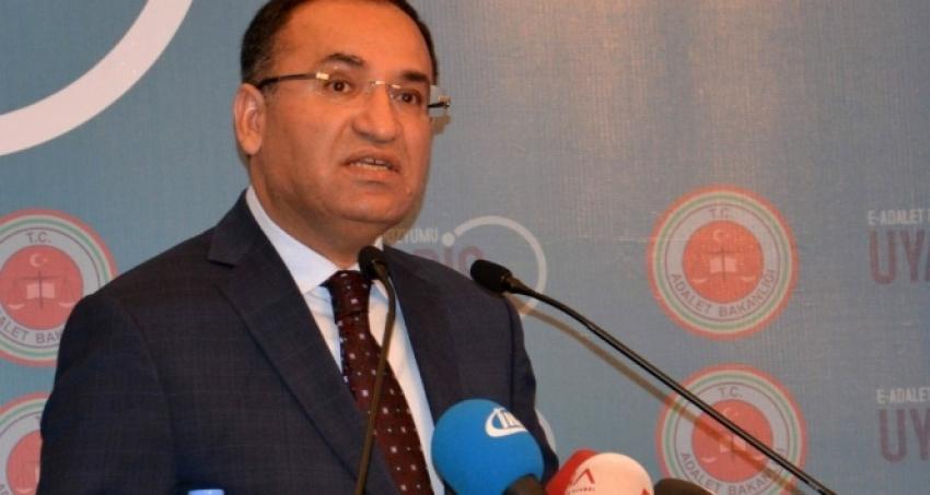 Bakan Bozdağ'dan Kılıçdaroğlu'na cevap