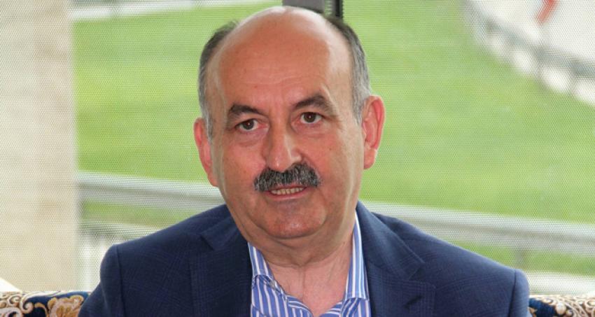 Bakan Müezzinoğlu'ndan 'virüs' açıklaması