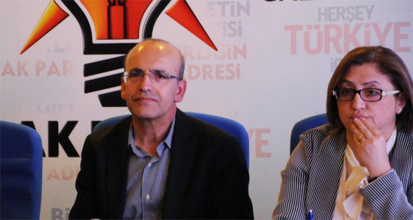 Bakan Şimşek: 'Çok açık ve net AK Parti birinci olmuştur'