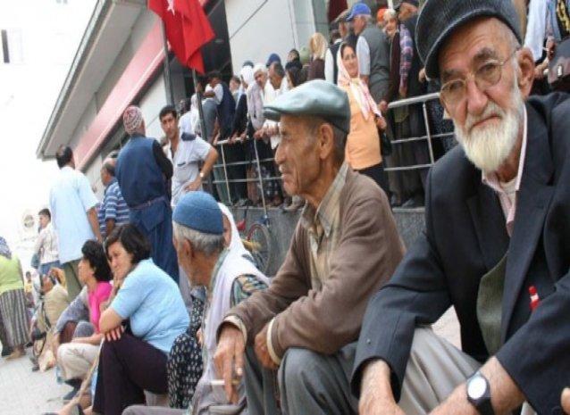 Emeklilere büyük müjde