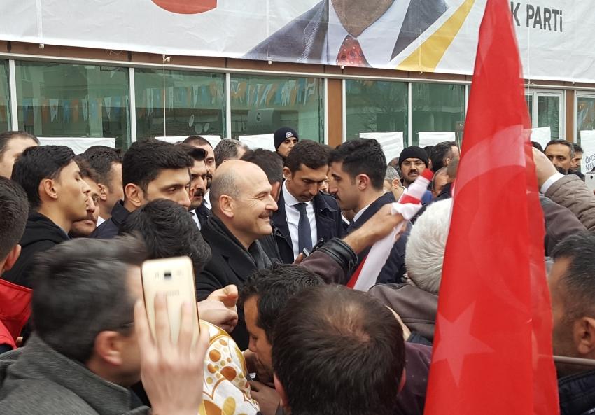 """""""Biz MHP ile uzlaştık, CHP kiminle uzlaştı?"""""""