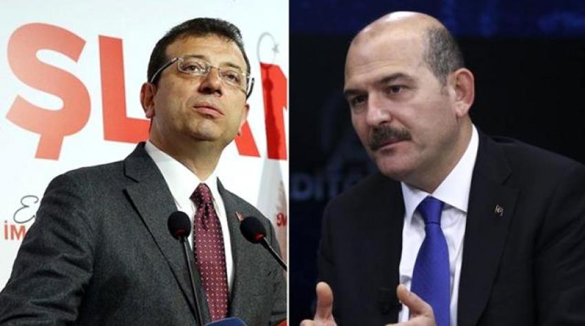 Soylu'dan İmamoğlu'na suikast girişimi iddiasıyla ilgili açıklama