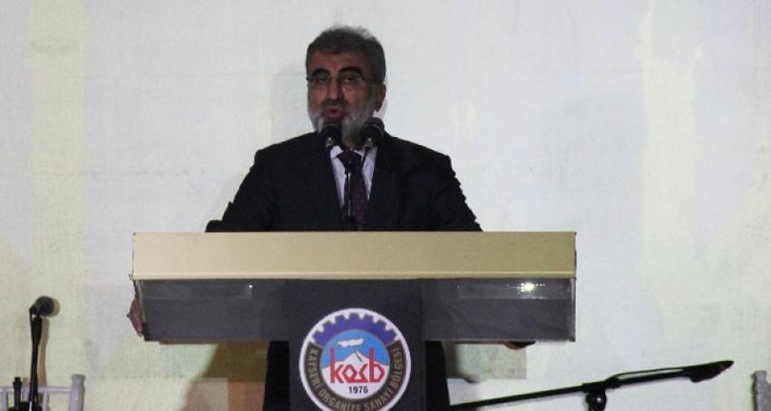 Bakan Yıldız'dan CHP'ye eleştiri