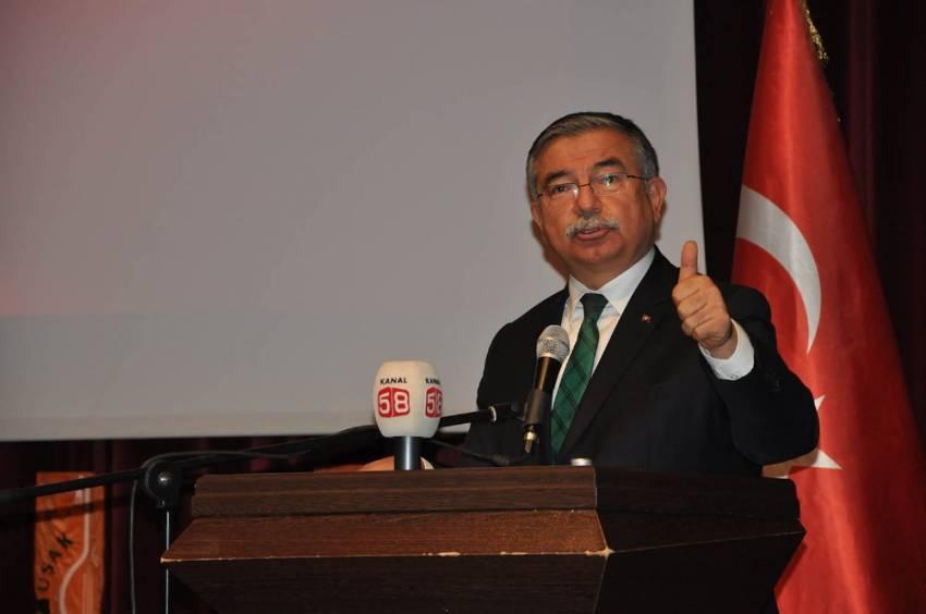 Bakan Yılmaz'dan CHP'ye sert eleştiri