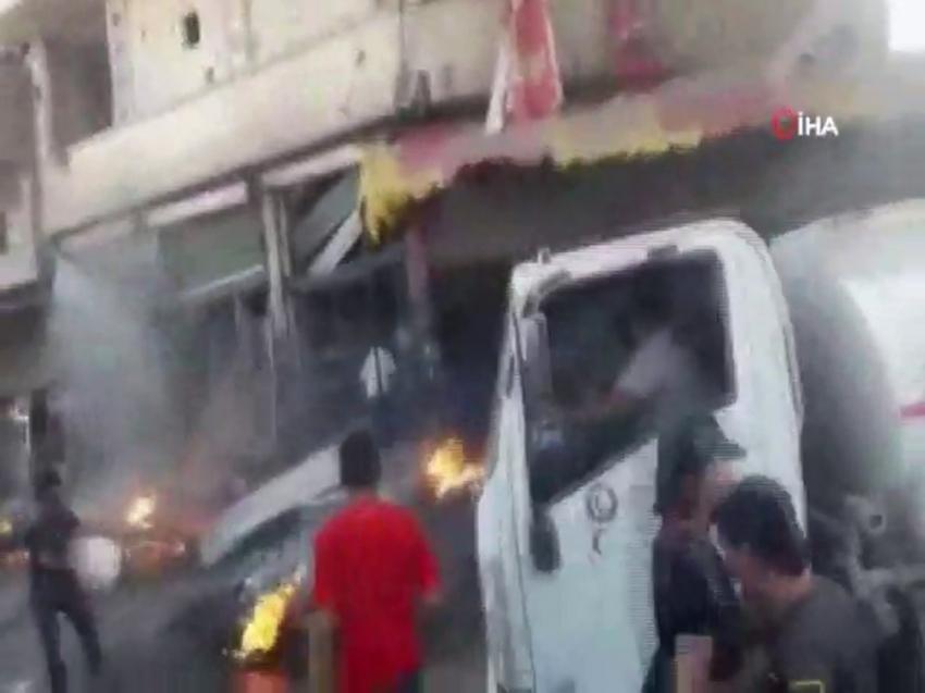 Afrin'de bombalı saldırı: 2 ölü, 11 yaralı