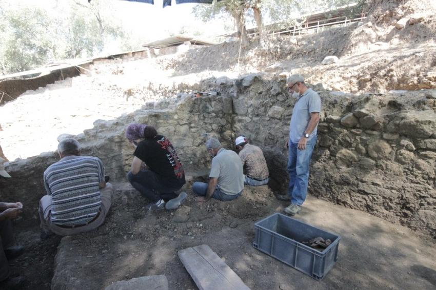 Antandros antik kentinde kazılar sürüyor