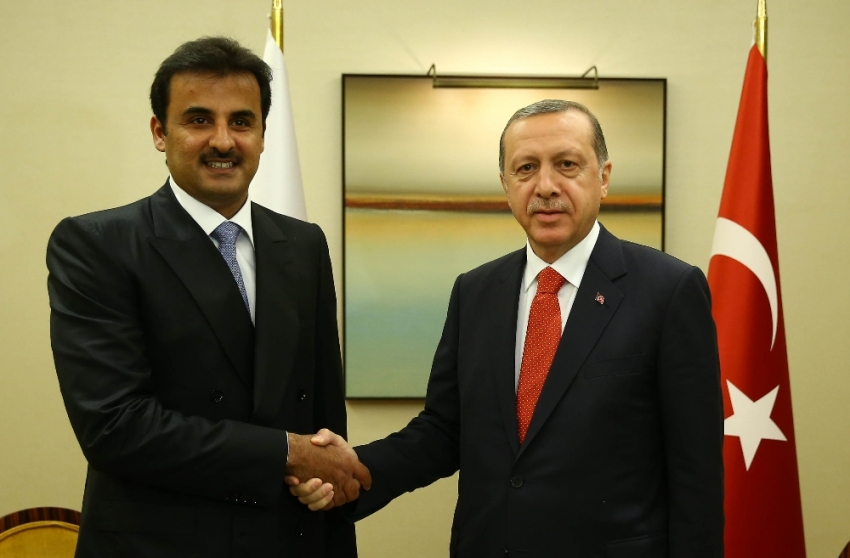 Katar Emiri Al Sani yarın Türkiye'de