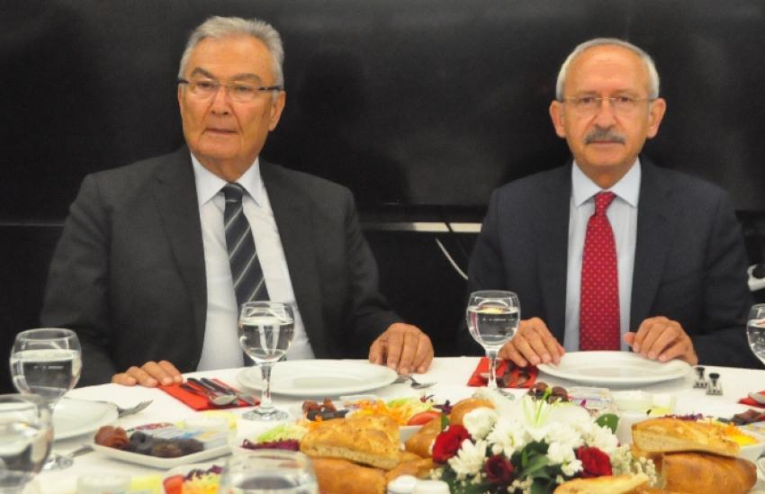 Kılıçdaroğlu Baykal'la başbaşa iftar yaptı
