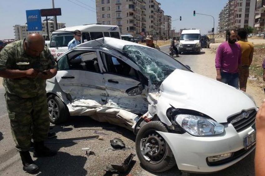Jandarma karakol komutanı trafik kazasında öldü