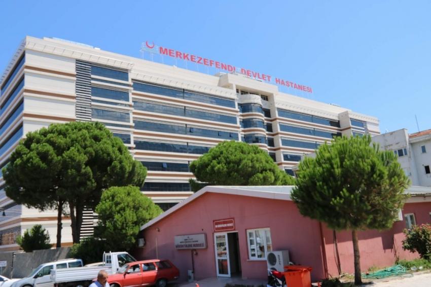 104 kişi hastanede