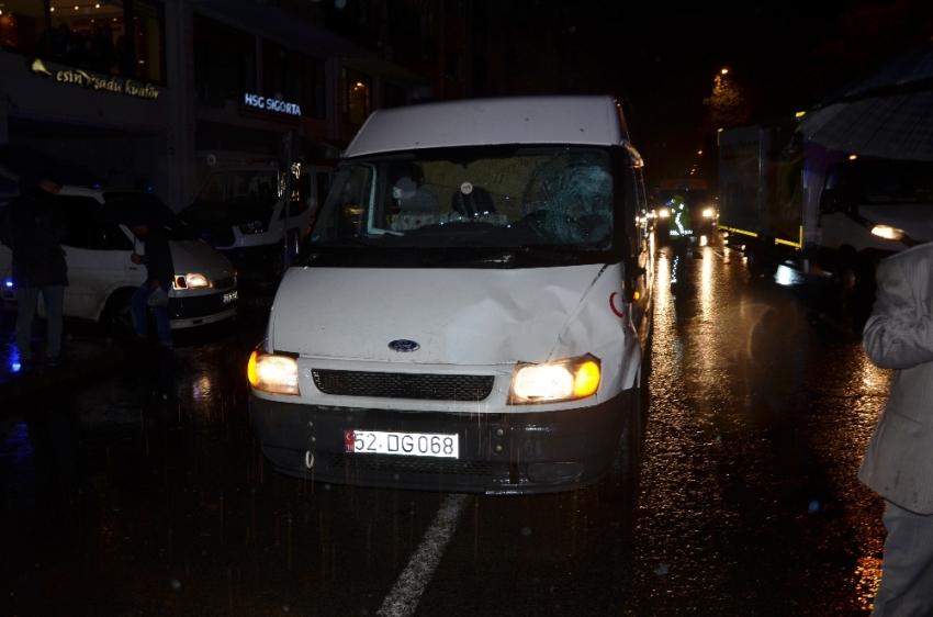 Fatsa'da genç çifte araç çarptı: 2 yaralı