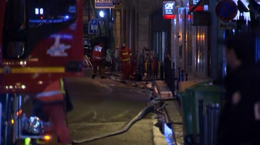 Paris'te yangın faciası: 8 ölü, 30 yaralı