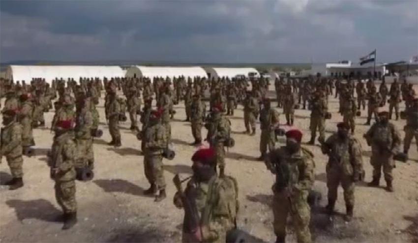 Afrinli Kürtlerden birlik, YPG/PKK'ya karşı göreve hazır