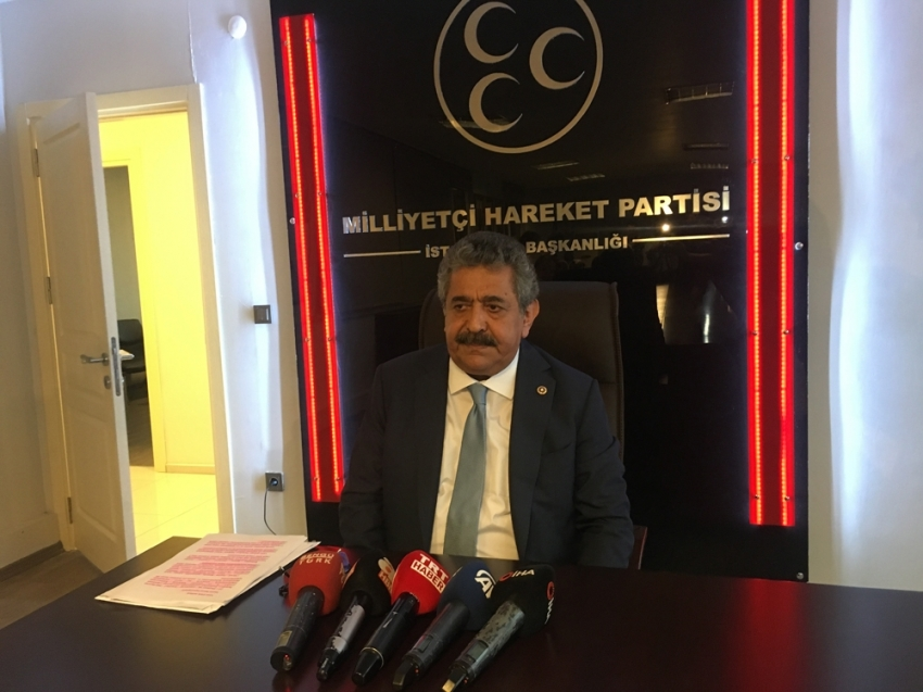 MHP'li Fethi Yıldız, Seçim güvenliği için almış oldukları tedbirleri açıkladı
